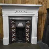 Small Victorian Fire Surround 4256CS - Oldfireplaces