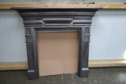 Victorian Fire Surround Reclaimed 4261CS - Oldfireplaces