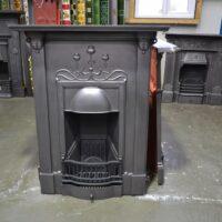 Vintage Art Nouveau Fireplace 4266MC - Oldfireplaces